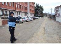 Bolu Belediyesi  zabıta ekipleri tablet bilgisayara geçti