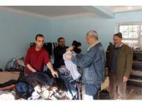Mardin-Suriye Yardımlaşma Platformu Suriyelilere umut oldu