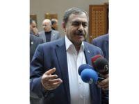 Bakan Eroğlu, Anayasa Çalışmaları ve Hükümet Sistemi Toplantısı'na katıldı