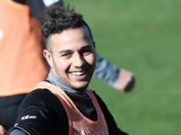 Kerim Frei'dan Beşiktaş'a veda
