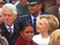 Hillary Clinton eşini böyle yakaladı!