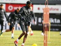 Beşiktaş, Alanyaspor maçı hazırlıklarını sürdürüyor