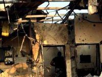 Suudi Arabistan'da teröristler kendilerini patlattı
