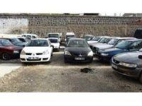Gaziantep'te oto hırsızlığı