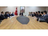 Sektörel Kalkınma ve İşbirliği Kurucular Kurulu Valilikte