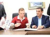 Bandırmaspor'dan yabancı transferi