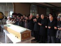 Eski İçişleri Bakanı Efkan Ala dayısının cenazesine katıldı