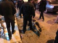 Aydın'da veresiye tost kavgası; 1 yaralı