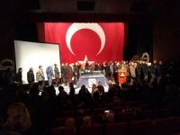 Usta oyuncu Ayberk Atilla için Kerem Yılmazer Sahnesi'nde tören düzenleniyor