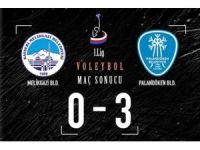 Palandöken Belediyespor deplasmanda esti: 3-0