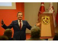 Ünlü Psikolog Prof. Dr. Acar Baltaş BTSO Akademi'nin konuğu oldu