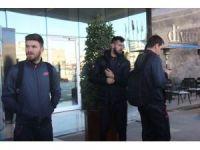Gaziantep'te bulunan Gençlerbirliği kafilesi Ankara'ya dönüyor
