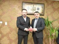 Başkan Doğan, Genel Sekreter Yeşildal'ı ziyaret etti