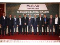 MÜSİAD'da Özşanlı yeniden başkan