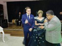 Başkan Yağcı iki genç çifti nişanladı