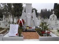 Hrant Dink ölümünün 10'uncu yılında mezarı başında anıldı