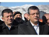 """CHP Grup Başkanvekili Özel: """"Değişikliğin iptali için Anayasa Mahkemesine başvuracağız"""""""