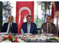 Bakan Tüfenkci Malatya'ya yapılacak yatırımları anlattı