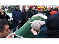 Meral Akşener ağabeyini son yolculuğuna uğurladı