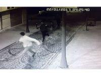 Nişantaşı'nda polisten kaçan hırsız böyle yakalandı