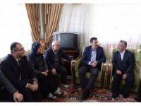 Bakan Tüfenkci şehit ailesini ziyaret etti