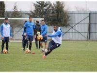 Akhisar Belediyespor yarın kupa maçı hazırlıklarına başlayacak