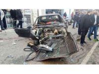 İzmir'de trafik kazası: 1'i ağır 6 yaralı