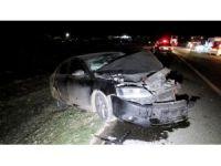 Düğün yolunda feci kaza, baba ve 2 oğlu öldü
