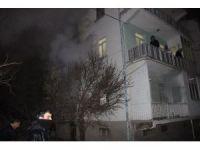 Konya'da korkutan yangın