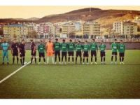 Kilis Belediyespor deplasmanda 7-0 galip