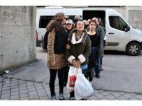 Bursa'da sosyal medyada terör propagandası yapan 7 kişi mahkemeye çıkarıldı