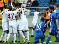 Trabzonspor'a İstanbul'dan 3 puan