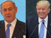 Trump ve Netanyahu telefonda 'ABD-İsrail ilişkilerini' görüştü