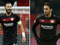 Leverkusen Türklerle coştu !