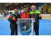Darıca'lı Eray Türkiye Şampiyonu oldu