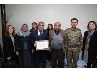 """Büyükşehir """"Şehit ve Gaziler"""" adına orman kuruyor"""