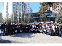 GMİS taban eğitim seminerlerine Armutçuk şube ile devam edildi