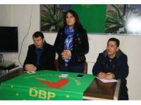 DBP Eş Genel Başkan Yardımcısı Hakkari'de
