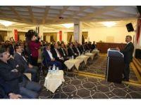 Niğde Belediyesi değerlendirme toplantılarına devam ediyor
