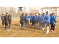 Kayseri Erciyesspor'da Kırklarelispor hazırlığı başladı