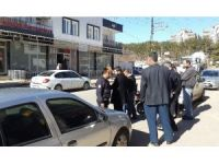 Otomobil çocuğa çarptı: 1 yaralı
