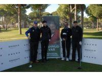Serik'te turizmci anısına golf turnuvası