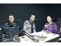 Belkıs Akkale, Radyo Mutlu'da Salih Demirci'nin konuğu oldu