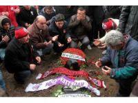 Efsane başkan İlhan Cavcav toprağa verildi