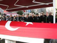 Eski Dışişleri Bakanı Halefoğlu son yolculuğuna uğurlandı