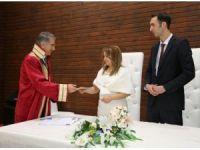 Elazığ Belediyesi evlendirme memurluğu taşındı