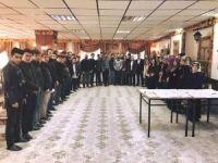 Ak Parti Erzincan gençlik kolları, başkanlık için gençlerle bir araya geliyor