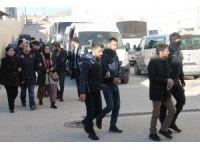 Elazığ'daki terör soruşturmasında 14 kişi tutuklandı