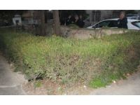 Adana'da bahçeye atılmış suikast silahı bulundu