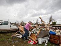 ABD'de olumsuz hava şartları nedeniyle ölenlerin sayısı 20'ye yükseldi